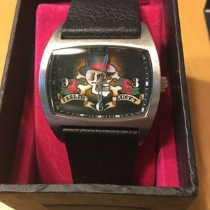 """NEW in BOX Lucky """"Feeling Lucky"""" never worn watch"""